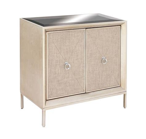 2 door accent cabinet by cole grey cole grey 2 door wood and metal mirror accent cabinet