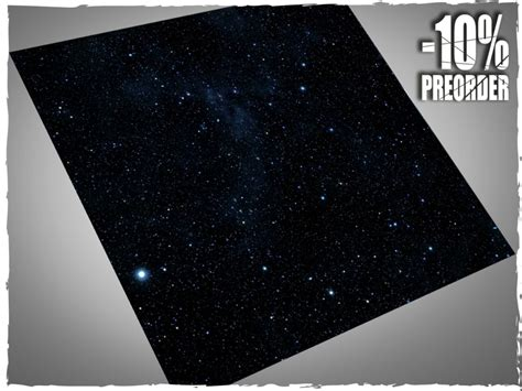 X Wing Mat by Cut Mats Bring The Darkness Of Space To The Table