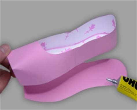 schälen und kleben küche backsplash ballettschuhe basteln anleitung f 252 r grazile