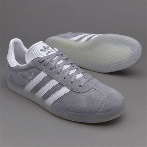 Harga Adidas Gazelle Og sepatu sneakers adidas originals gazelle mid grey