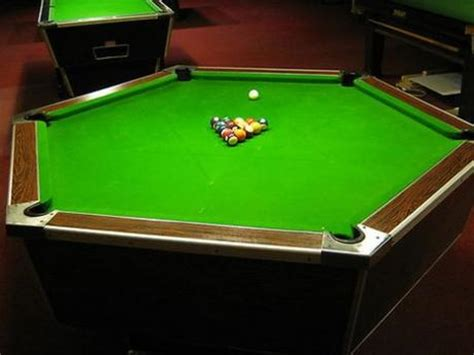 Pool Table L by Top 10 And Shaped Pool Tables Paperblog