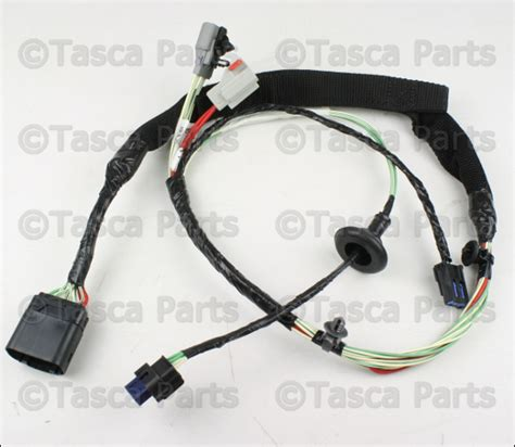 Door Wiring Harness Jeep Grand Oem Mopar Rh Front Door Panel Wiring Harness 2011 2013
