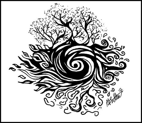 elemental tattoo designs earths elements design by artofbeksutton on deviantart