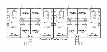 12 Unit Apartment Building Plans   House Plans
