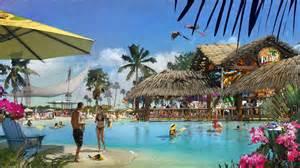 Universal Great Rooms - margaritaville resort taking shape in orlando travel weekly