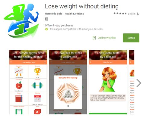 weight loss apps for android top 12 weight loss apps for android free apps andy tips