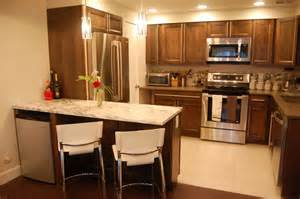 Kitchen Table Ideas For Small Kitchens Basement Apartment Contemporary Kitchen Denver By