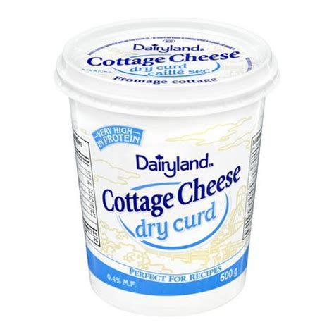 dairyland curd cottage cheese 600 g walmart ca