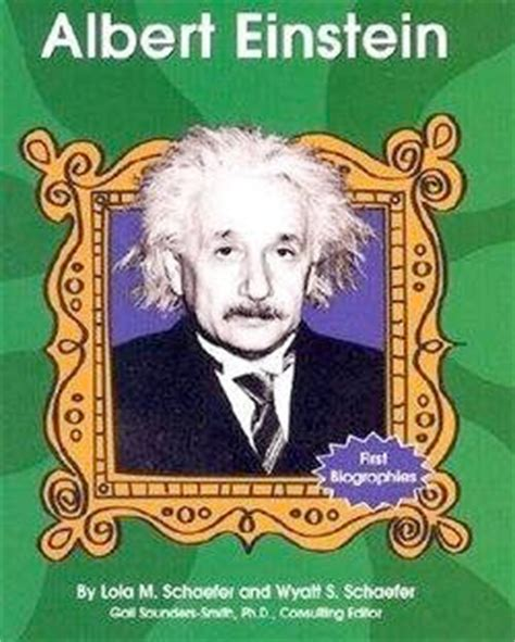 biography einstein book good books for kids lists reading level info by topic