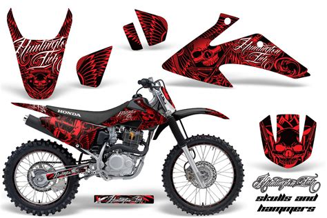 Honda Killer Sticker by Honda Crf150f 230f Graphic Kit Stickers And Decals