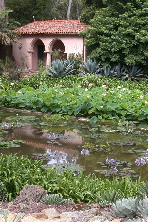 lotusland in santa barbara ca is a public garden in a private neighborhood you ll have to make
