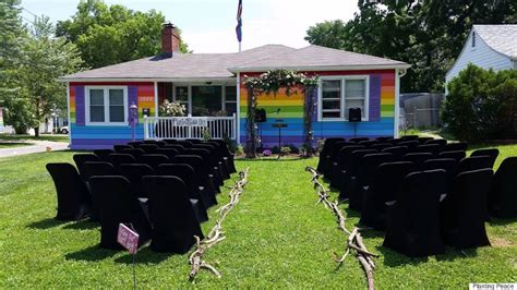what house is dumbledore in gandalf the white and professor albus dumbledore wed at the equality house huffpost