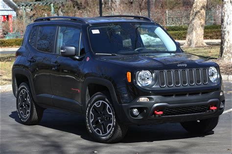Where Is The Jeep Renegade Built by Newest Fiat Built Jeep Renegade Hits Area Dealer Lots