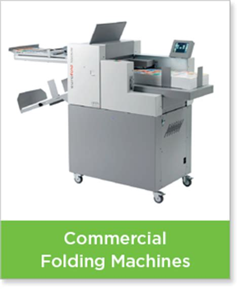 Industrial Paper Folding Machine - paper folding machines neopost