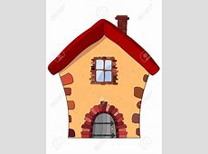 Stone house clipart - Clipground House With Garden Clipart