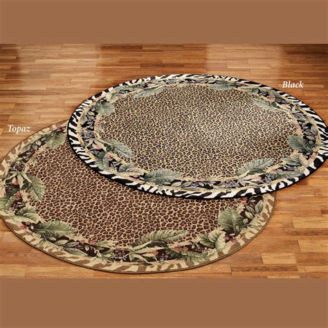 tropical accent rugs tropical accent rugs paradise haven round tropical rugs rugs ideas