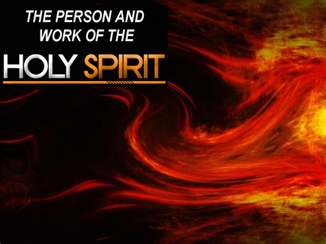 the person and work of the holy spirit books god s breath publications 187 the person and work of the