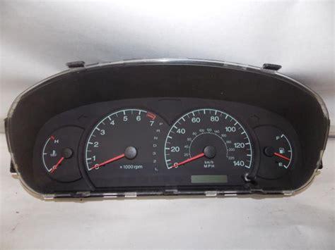 auto manual repair 2002 hyundai elantra instrument cluster service manual remove instrument cluster from a 2002