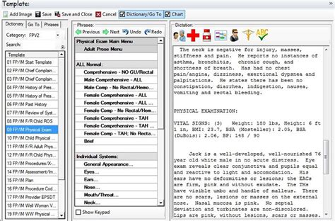 Ulrich Medical Concepts The Ehr Screenshots Cessation Counseling Template