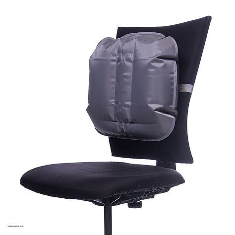 elegant best lumbar support cushion for office chair