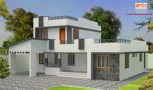 Simple Modern House Designs Simple Contemporary Home Design 1950 Square Feet