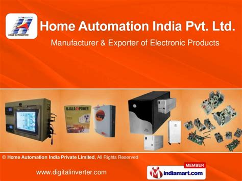 mini inverter by home automation india limited