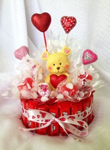 Valentine Baskets Valentine Gift Basket Ebay