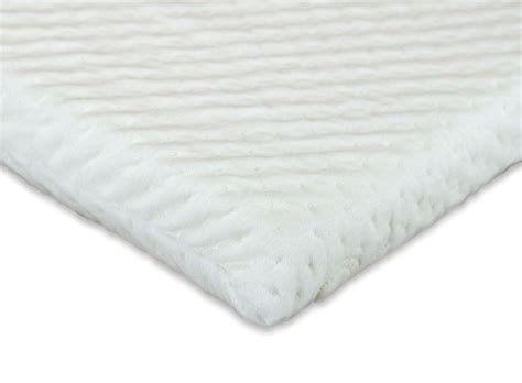 Portable Mattress Topper by 2 5cm Portable Topper 66cm
