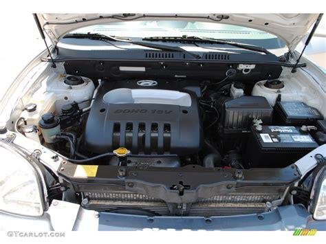 engine for 2004 hyundai santa fe 2004 hyundai santa fe standard santa fe model 2 4 liter