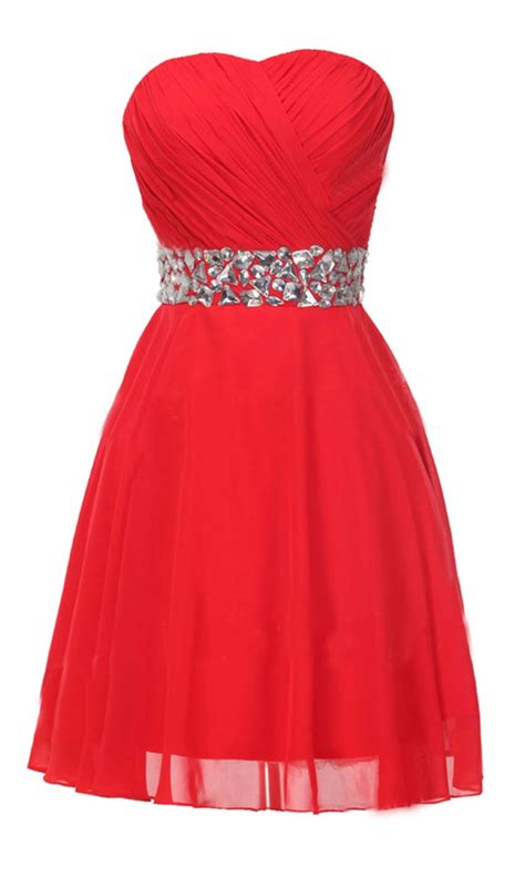 sparkle strapless belt prom dress ksp365