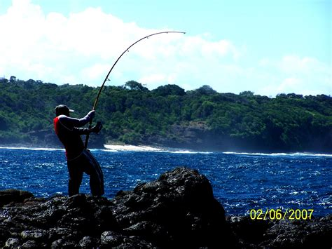 teknik mancing popping  hal tentang memancing