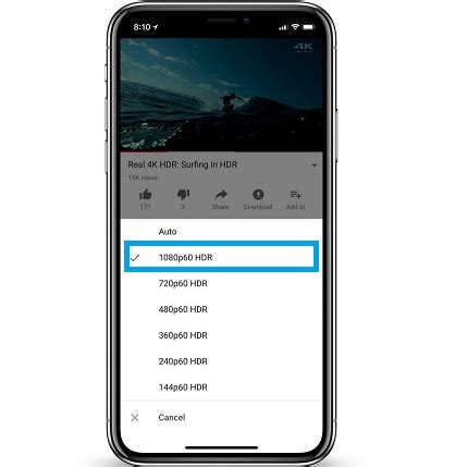 how to hdr on iphone xs and iphone xs max iphonetricks org