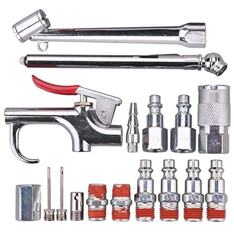 wynnsky air tool and accessory kit 1 4 quot npt 17 air import it all