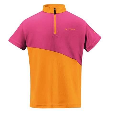 Yx Mukena Kid Pink Jersey vaude grody shirt jersey 03963 orange pink xxcycle en