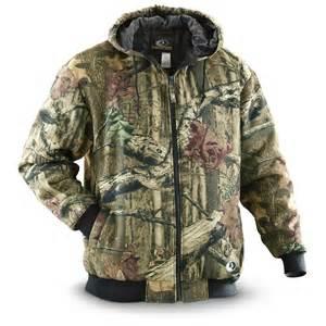 Mossy Oak Breakup Infinity Jacket Walls 174 Mossy Oak 174 Insulated Quilted Fleece Hooded Jacket