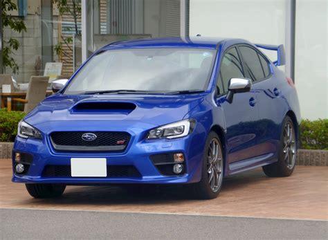 2014 Subaru Wrx Mpg by 2014 Subaru Impreza Wrx Premium 4dr Hatchback 2 5l Turbo
