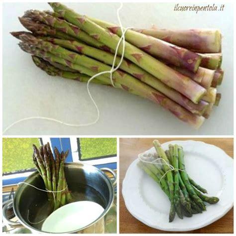 come pulire e cucinare gli asparagi come pulire gli asparagi scuola di cucina ilcuoreinpentola