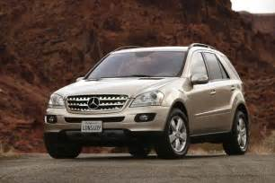 2006 mercedes m class pictures photos gallery