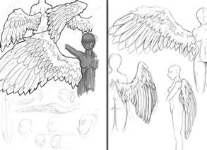 Wings And More More References Wings By Samusfairchild On Deviantart