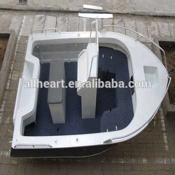 aluminum fishing boat with steering wheel hot sale 15ft center console aluminum fishing boat with