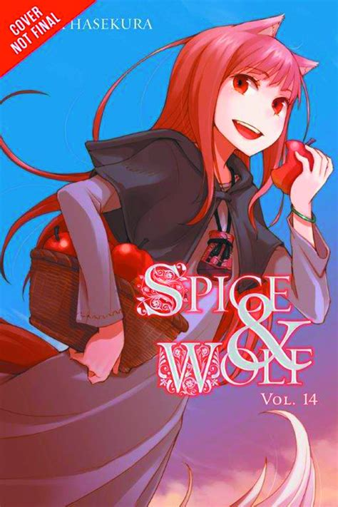 Spice And Wolf Vol 14 Light Novel feb151752 spice and wolf light novel sc vol 14 mr