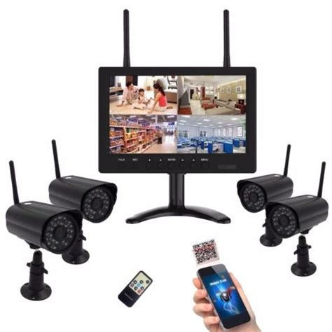 camerasysteem draadloos buiten camerabewaking de gemiddelde kosten en beste keuze voor u