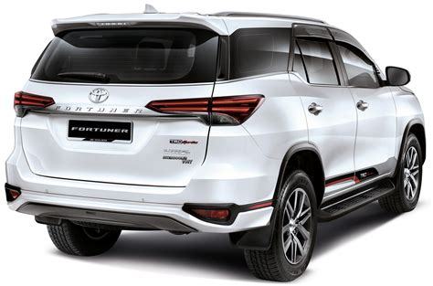 Headl Fortuner Vrz 1 toyota fortuner updated now on sale new 2 4 vrz 4 215 2 and 4 215 4 from rm186k standard rear disc