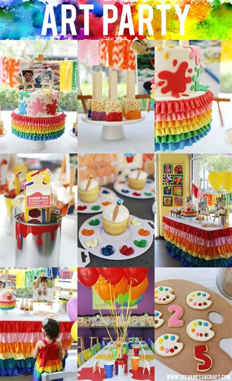 themed birthdays ideas top creative party theme ideas
