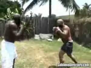 backyard fighting kimbo slice backyard fight flv