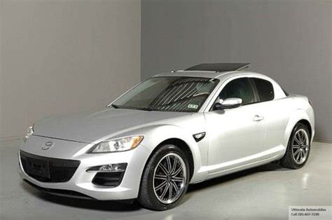how cars run 2009 mazda rx 8 navigation system sell used 2009 mazda rx 8 grand touring navigation heatseats leather xenons bose alloys in