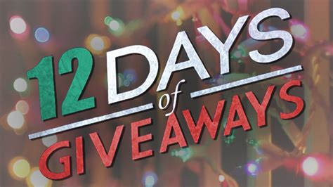 12 Days Of Giveaways Prize List - 12 days of giveaways list of winners ktvo