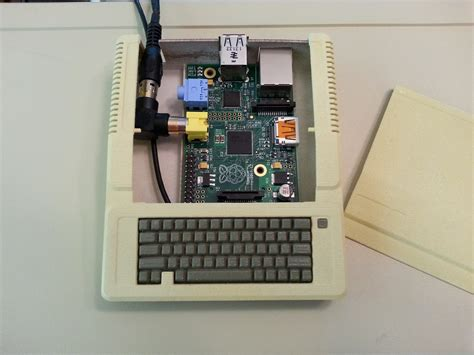 Mac Flashtronic Product 2 2 by Apple Ii Styled For The Raspberry Pi