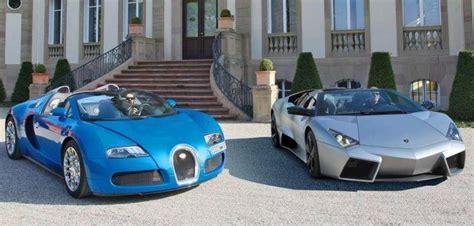 Bugatti Vs Lamborghini Vs Lamborghini Vs Bugatti The Cars I