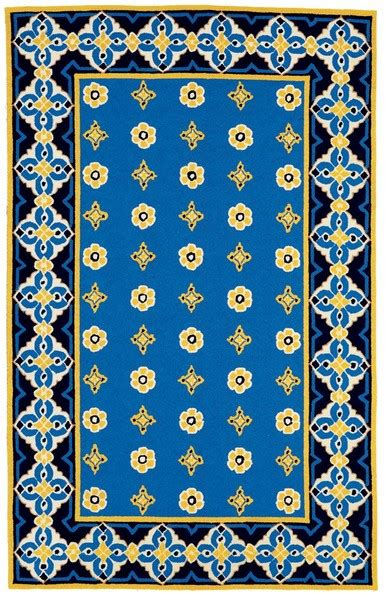 vera bradley rugs marcella vera bradley indoor outdoor vbo008a rivera blue outdoor closeout area rug